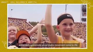 The Story Behind the Heartwarming Iowa Wave Traditions Sports Illustrated