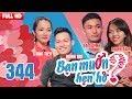 BẠN MUỐN HẸN HÒ | Tập 344 UNCUT | Minh Quí - Đào Tiên | Bá Quỳnh - Minh Tâm | 010118 ❤️ thumbnail