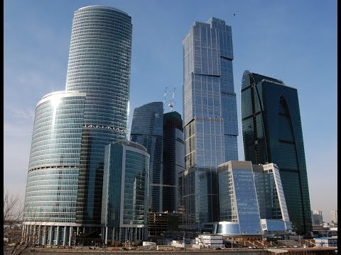 Moscow City Russia | Visit Moscow City Tour | Moscow City Travel Videos Guide