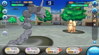 Legends of Monsters Official Gameplay of the new Pokemon game for Android   Monster vs Episode 1