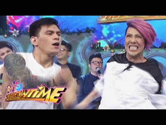 It's Showtime: Vice and Zeus' dance showdown