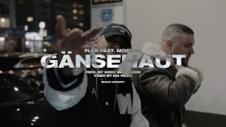 FLER ✖️Gänsehaut✖️feat. Mosenu & Frauenarzt [ official Video ] prod by Simes