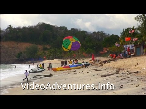 Environmental Hotel in Malaysia --- a tour of the green Frangipani Resort & Spa, Langkawi