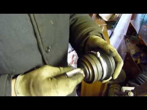 Замена шруса на рено флюенс своими руками