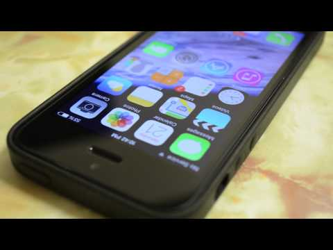 iLoome Flexible Glass Screen Protector iPhone 5 / 5S - Indepth Review