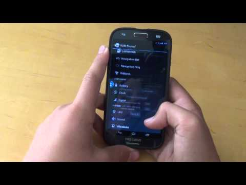 PacMan Rom (Halo) for Samsung Galaxy S3's and S4's