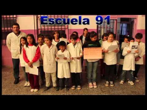 HIMNO NACIONAL ARGENTINO -LENGUA MAPUCHE -ESCUELA 91