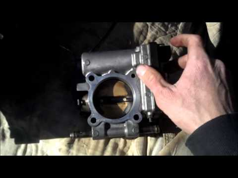 EGR Valve & Tube Cleaning - 2001 Isuzu Rodeo