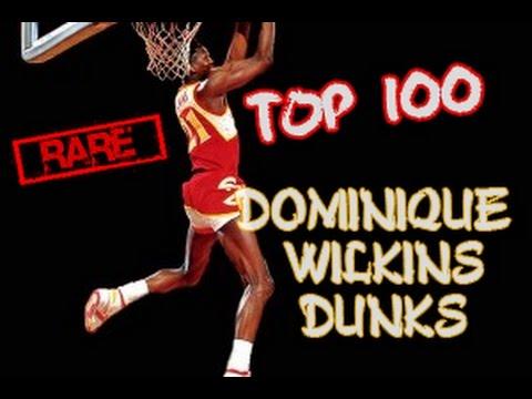 Top 100 Dominique Wilkins Dunks