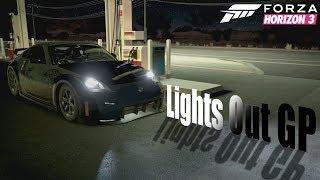 Forza Horizon 3 - Lights Out GP