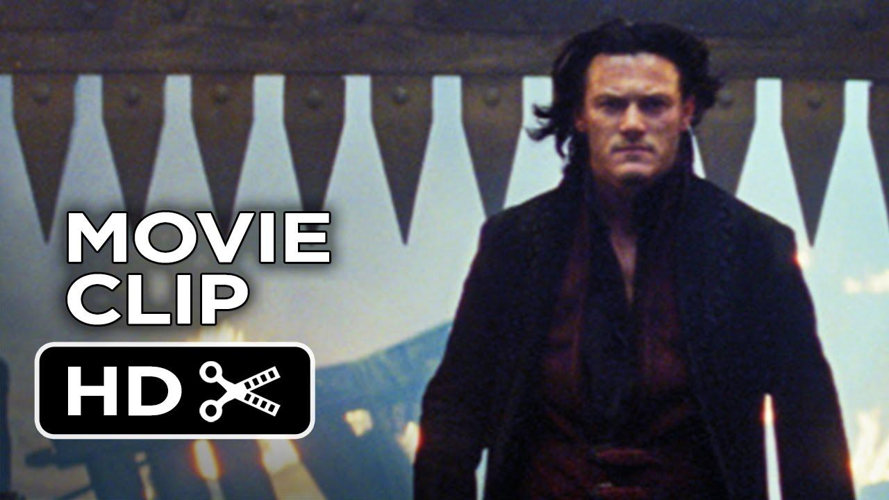 Dracula Castle Movie Dracula Untold Movie Clip