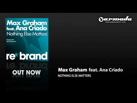 Max Graham feat. Ana Criado - Nothing Else Matters (Original Mix) [RBR013]