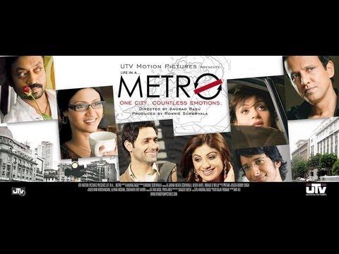 Life In A Metro I Official Trailer 2007 I Kangana Ranaut I Shilpa...