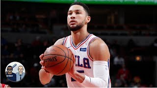 Does Ben Simmons even need a jump shot to succeed in the NBA Playoffs? | Jalen & Jacoby