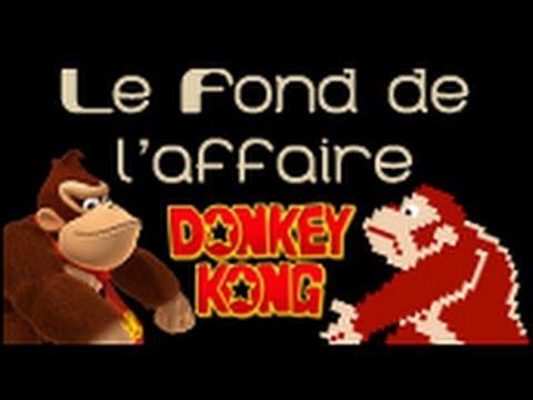 Le Fond De L'Affaire - Donkey Kong Country - Donkey Kong