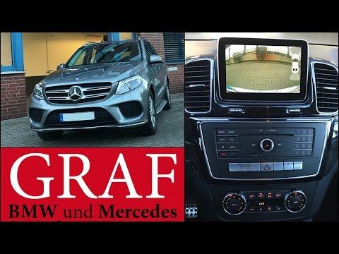 Mercedes GLE Rückfahrkamera nachrüsten Hamburg Mercedes ML W166 Kamera Mercedes NTG 5 5.1 NTG 5.5