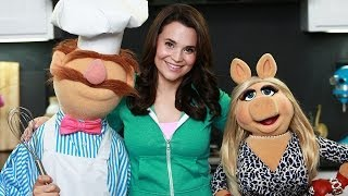 MUPPETS COOKIES - NERDY NUMMIES - ft Miss Piggy and Swedish Chef!