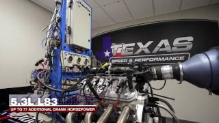 Texas Speed and Performance GM Truck Performance Camshafts