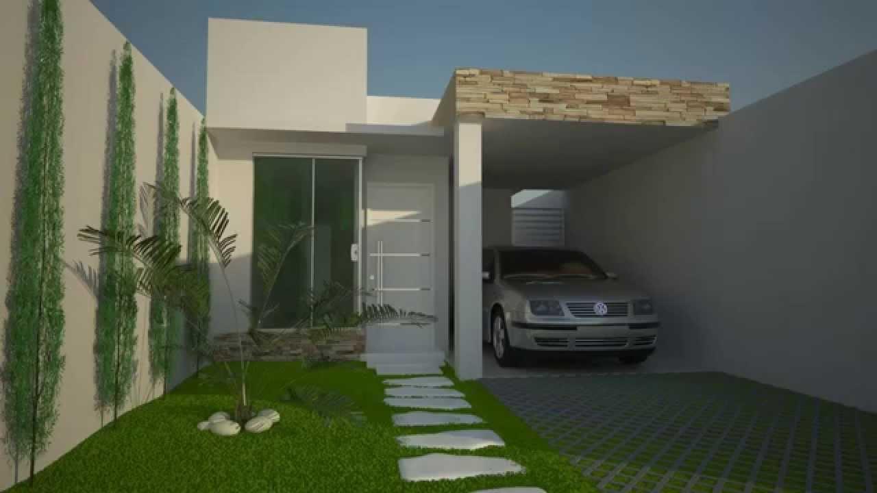 Projeto minha casa minha vida bravo engenharia e for Decorar casa 60 m