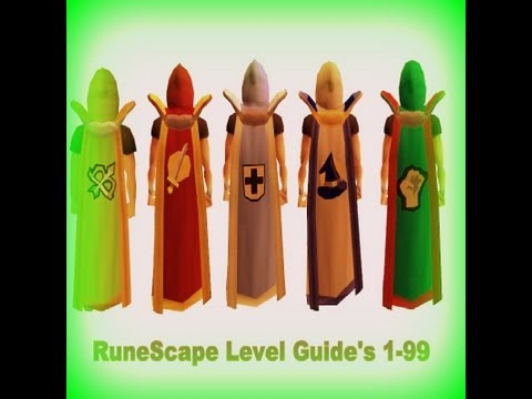 RuneScape – Defence Guide 1-99 P2P 2013