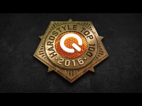 The Q-dance Hardstyle Top 100 of 2016