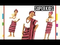 Download The Superkids - Je m appelle Adaeze  {Oficial Video} in Mp3, Mp4 and 3GP
