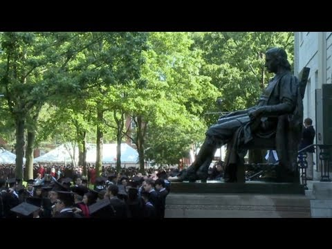 Morning Exercises | Harvard Commencement 2013