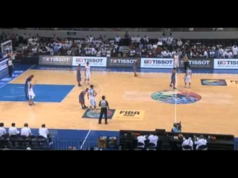Smart Gilas Pilipinas vs. Hongkong (Aug. 7, 2013)