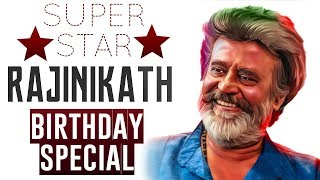 Super Star Rajinikanth Birthday Celebrations | #HBDSuperStarRajinikanth | #HBDThalaivaa