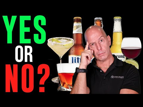 CAN YOU DRINK ALCOHOL ON THE KETO DIET???