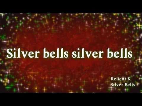 Silver Bells - Relient K (Lyrics)