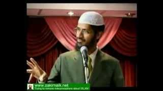Zakir Naik Q&A-137  |   What should a Muslim do if other person does not respond to his dawah