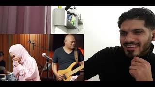 ONE OK ROCK - Taking Off (cover by Fatin) (REACTION)