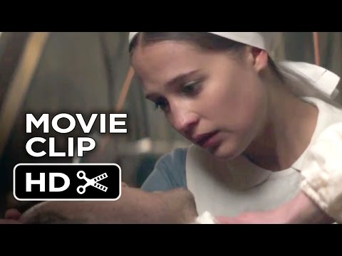 Testament Of Youth Movie CLIP - Dying German (2015) - Hayley Atwell, Kit Harington Movie HD