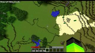 How to kill a Creeper in Minecraft ,and collect