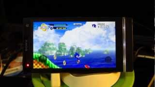 Xperia S - Games Tests