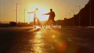 West Coast Swing в Уфе. Евгений Иванов и Ольга Абдульменова