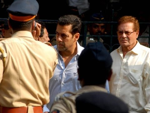 Police barged into Salman Khan's Diwali Party