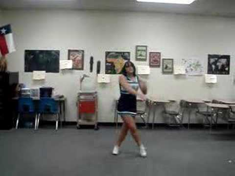 Clements High School Cheerleading Tryouts 2oo7 Cheer