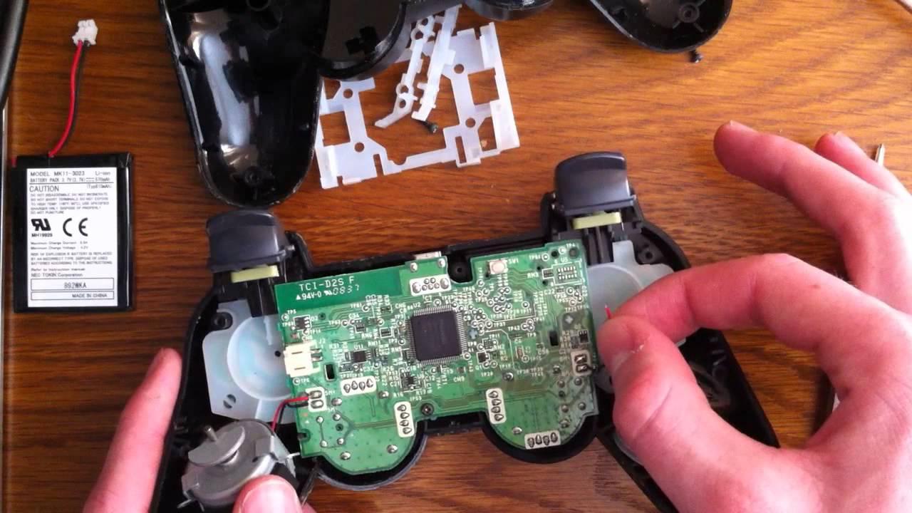 comment reparer une manette xbox 360