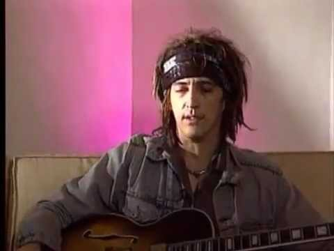 Rare Izzy Stradlin Interview 1992