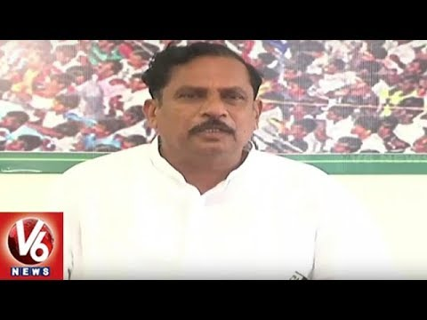 YSRCP MLA Isaiah Slams AP CM Chandrababu Naidu For Election Bribing DWCRA Women Groups | V6 News