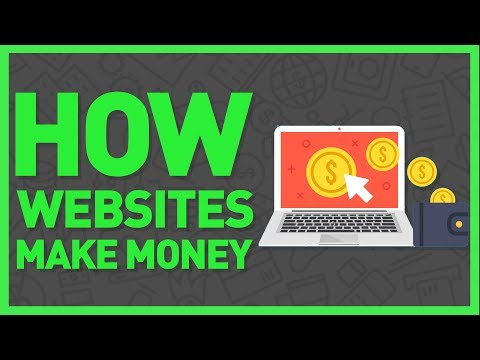 How do online dating websites make money