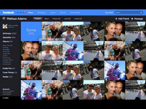 Facebook'un tasarımı yine değişiyor - İşte Facebook'un Yeni Arayüzü