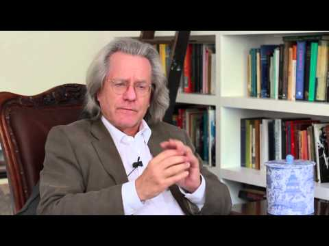 Philosopher A. C. Grayling talks about Friendship