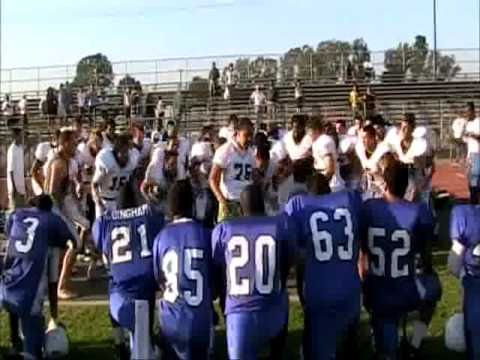 St Bonaventure High School Football - Haka  Dance