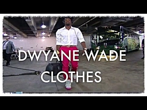 Wtf dwyane wade s clothes