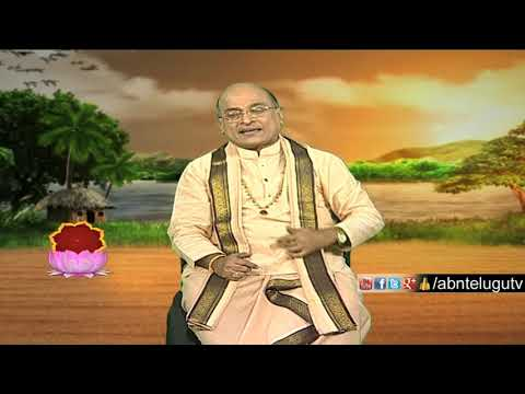 Garikapati Narasimha Rao about How to face bad situations and good situations | Nava jeevana Vedam