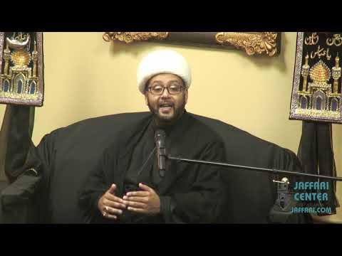 8th Muharram 2019/1441 Sheikh Bilal English Majlis