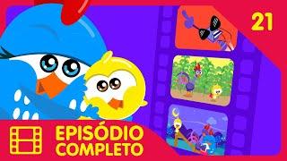 Galinha Pintadinha Mini - Episódio 12 Completo - 12 min